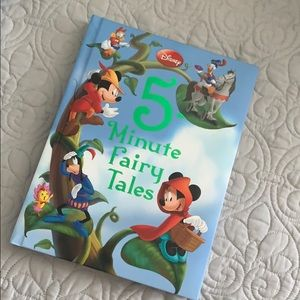 5 Minute Fairy Tales Book